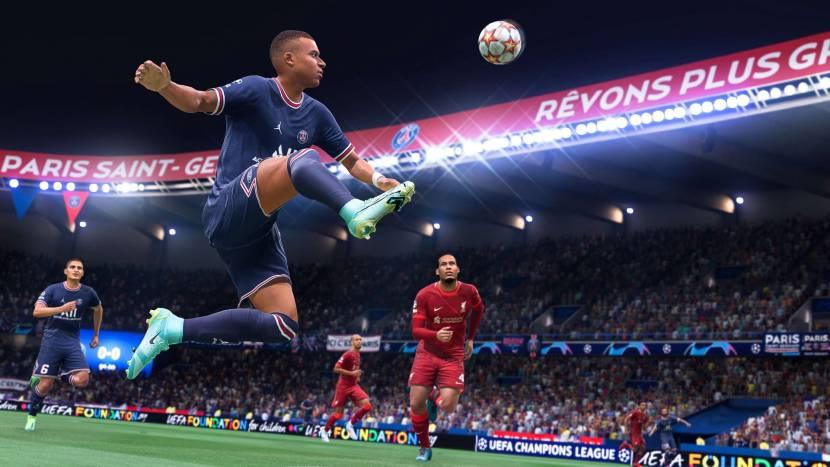REVIEW   FIFA 22 is trager maar vloeiender