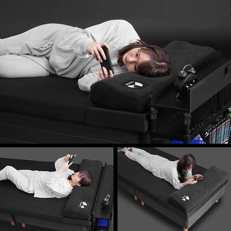 In Japan hebben ze nu een matras speciaal voor gamers