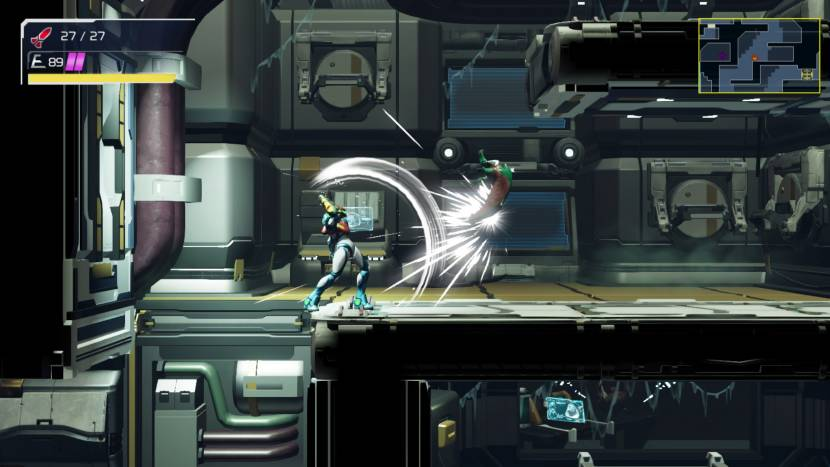 Metroid Dread (embargo 6 okt 15u cest)