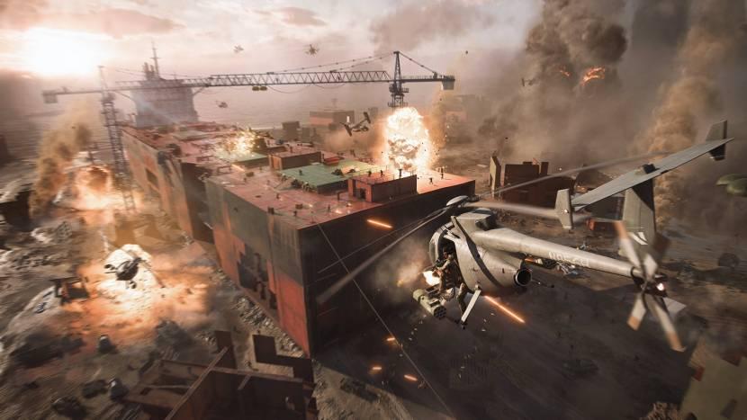 HANDS-ON PREVIEW   Battlefield 2042