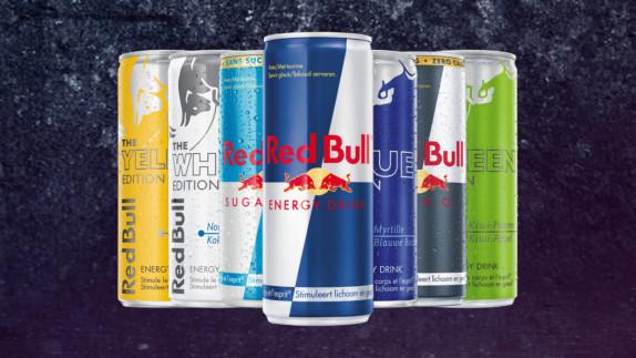 Win één jaar gratis Red Bull