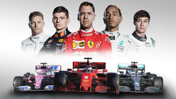 Win F1 2020 voor PS4 of Xbox One