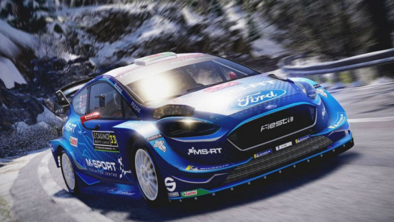 Win WRC 9 (PS4/Xbox One)