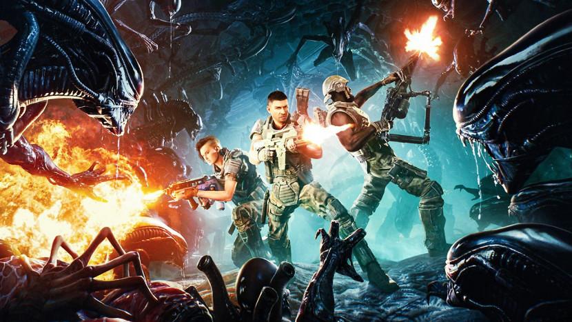 Aliens: Fireteam toont 25 minuten gameplay