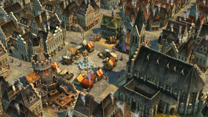 Anno History Collection op komst