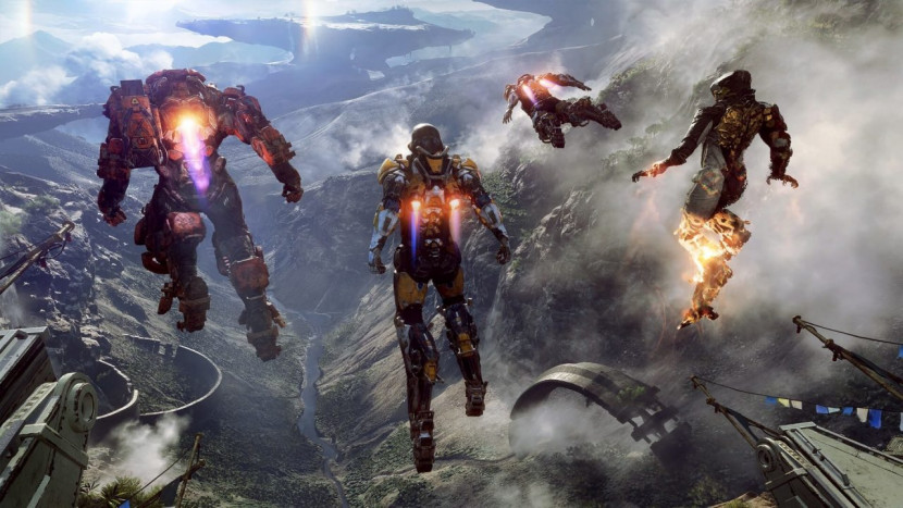 Anthem game director verlaat BioWare