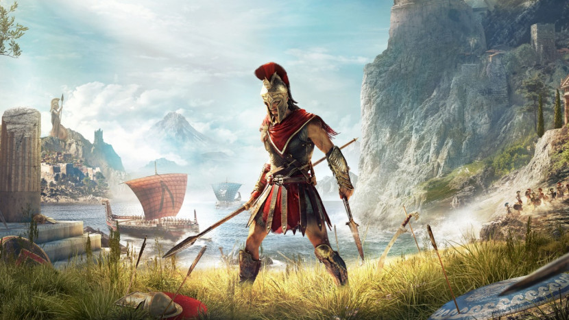 Assassin's Creed Odyssey teaset laatste Fate of Atlantis DLC