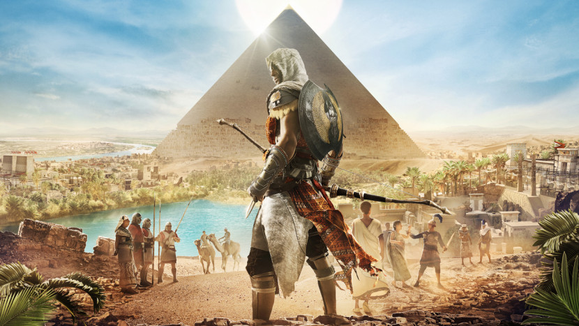 Assassin's Creed Odyssey en Origins Discovery Tours nu gratis op pc
