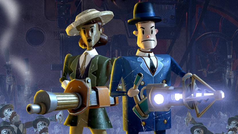 Arcade shooter Bartlow's Dread Machine op komst voor pc en Xbox One