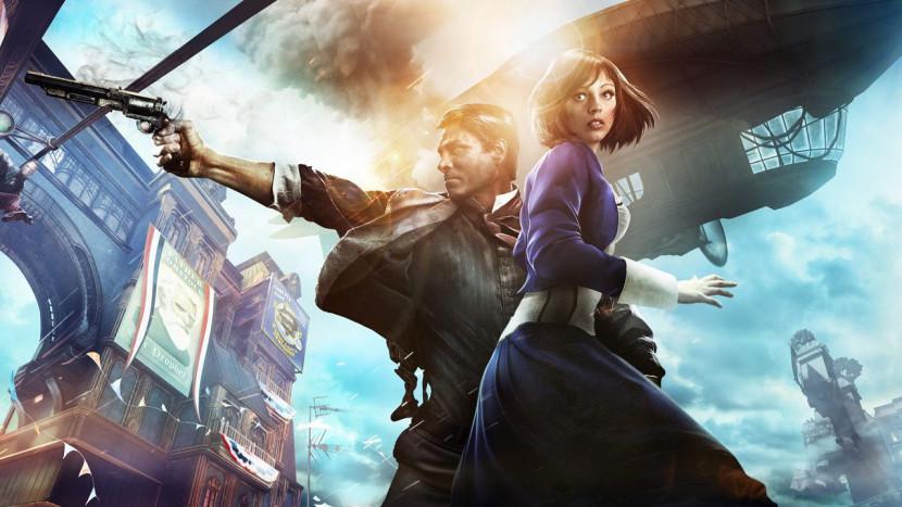 2K richt nieuwe studio op voor nieuwe BioShock game