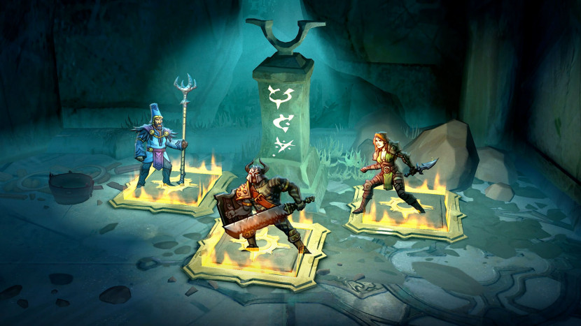 Co-op dungeon crawler Blightbound verschijnt eind juli