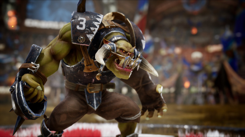 Black Orcs focussen op pure kracht in Blood Bowl 3
