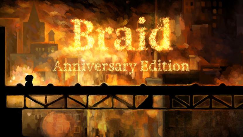 Braid krijgt Anniversary Edition