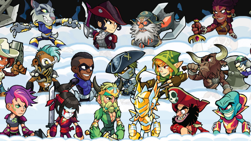 Brawlhalla begin augustus naar mobile