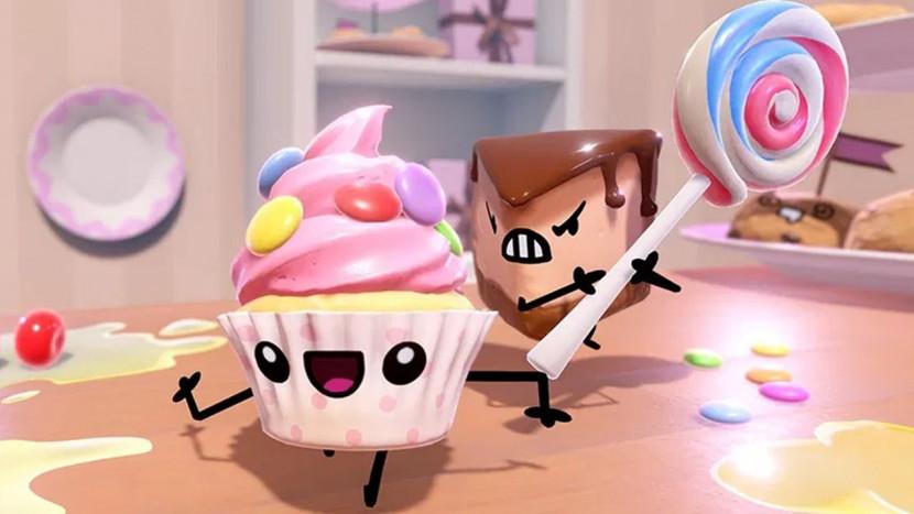Party game Cake Bash is om van te smullen