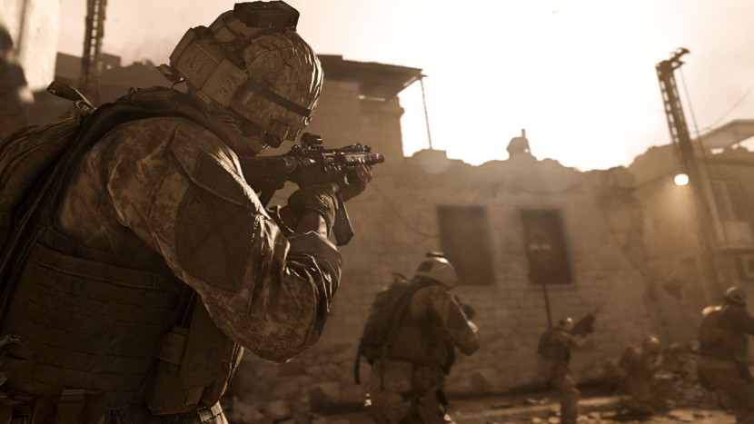 Call of Duty: Modern Warfare pronkt met ray-tracing