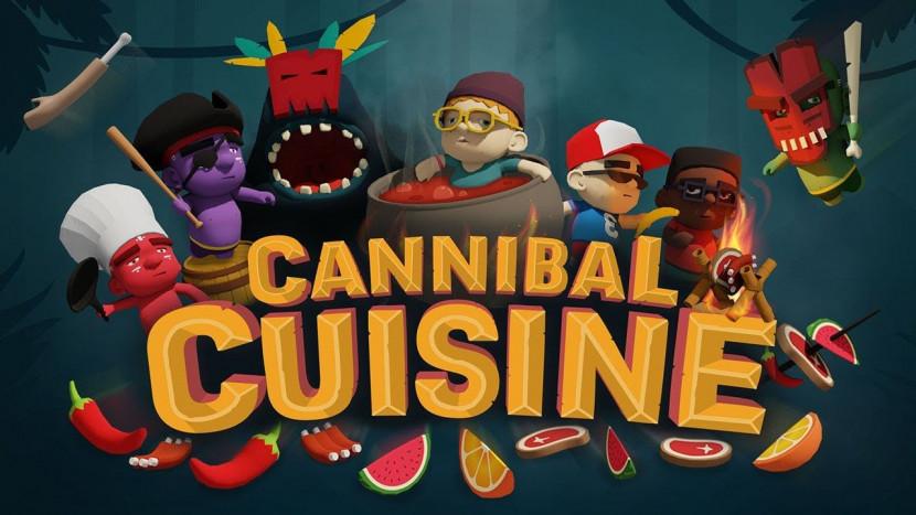 Belgische party game Cannibal Cuisine nu beschikbaar