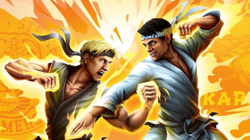Co-op Karate Kid game op komst