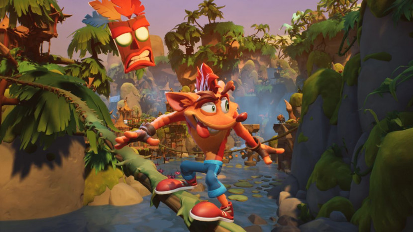 Crash Bandicoot 4 op komst voor PS4 en Xbox One