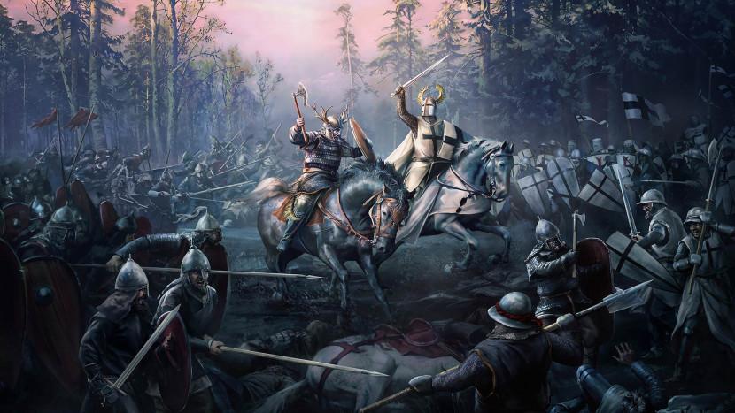 Holy Fury uitbreiding voor Crusader Kings II aangekondigd
