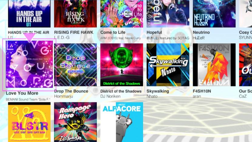 Dance Dance Revolution V gelanceerd ... als browser game