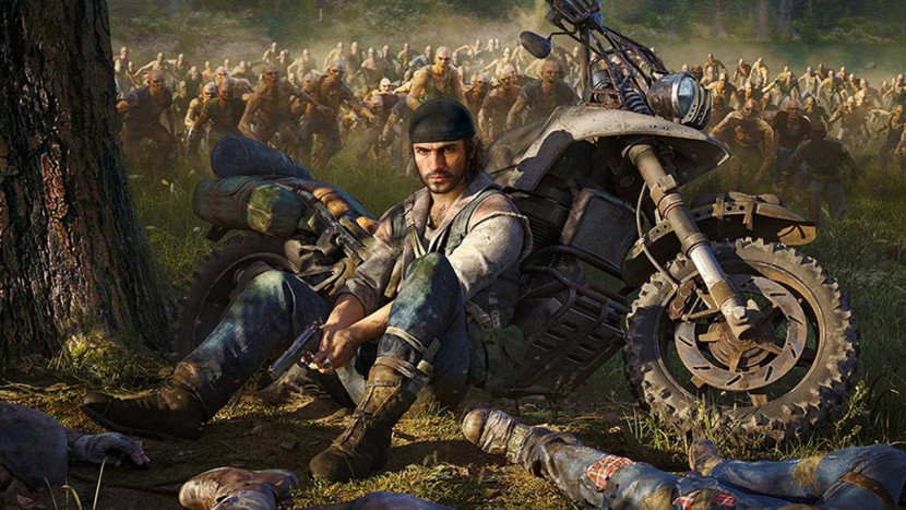 Beestige zombies in Days Gone