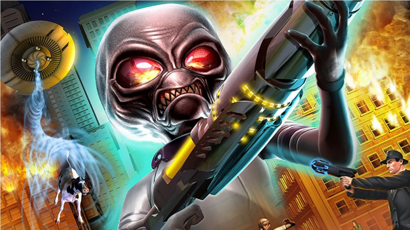 4Gamers LIVE | De aarde veroveren in Destroy All Humans!