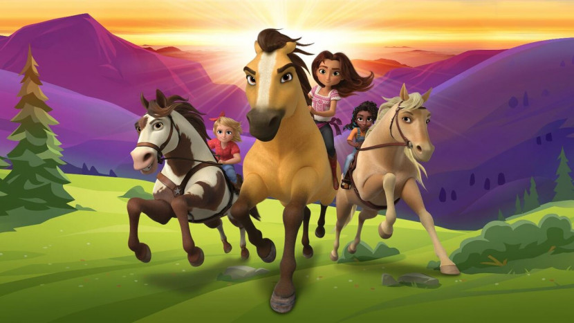 Er komt een game gebaseerd op Spirit van DreamWorks