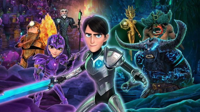 DreamWorks Trollhunters Defenders of Arcadia game verschijnt in september
