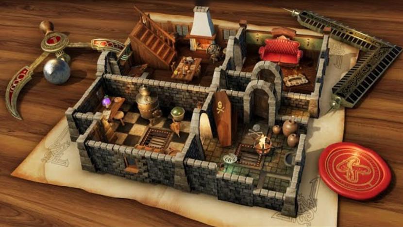 Belgische ontwikkelaars van Dungeon Alchemist halen 2,5 miljoen euro op via Kickstarter