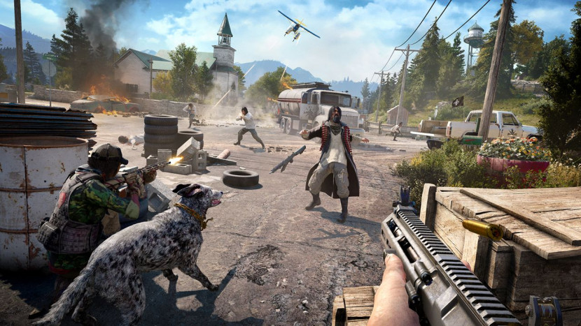 Systeemeisen pc-versie Far Cry New Dawn onthuld