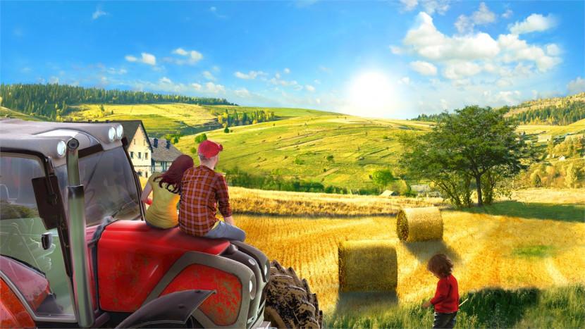 Farmer's Dynasty gelanceerd voor Nintendo Switch