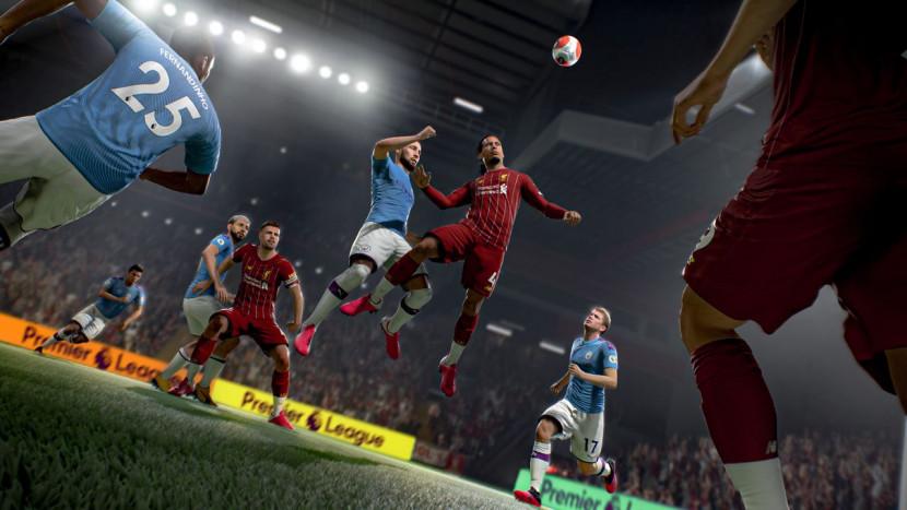 FIFA 21 verkoopt nu ook cosmetics los van lootboxes
