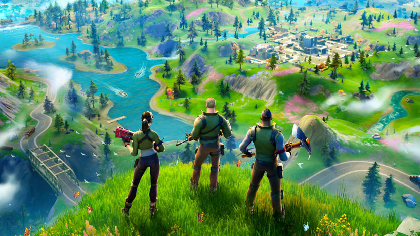 Sony krijgt geld van Epic Games om cross-play in Fortnite toe te laten
