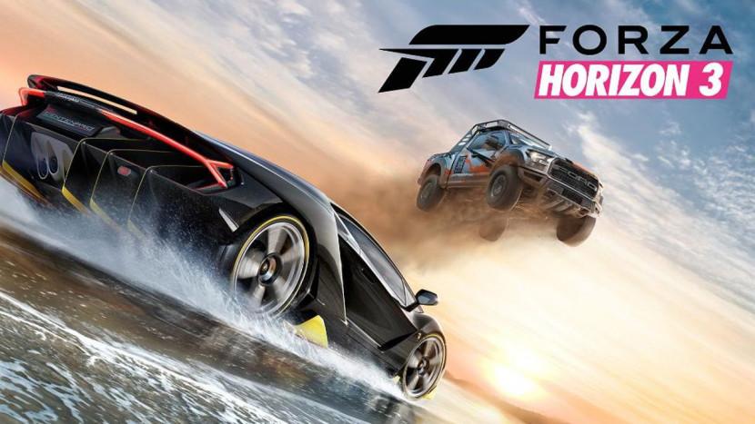 Forza Horizon 3 binnenkort niet meer digitaal te koop