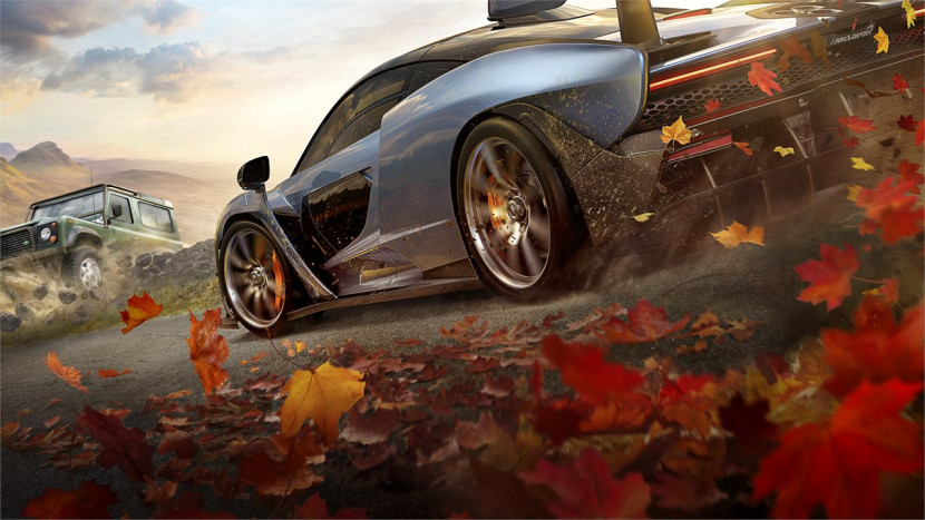 Battle royale mode voor Forza Horizon 4