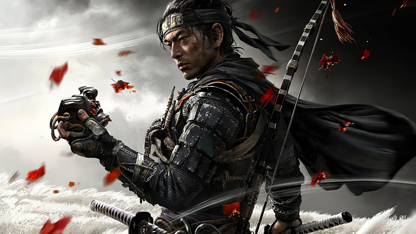 Sony en John Wick regisseur maken Ghost of Tsushima film