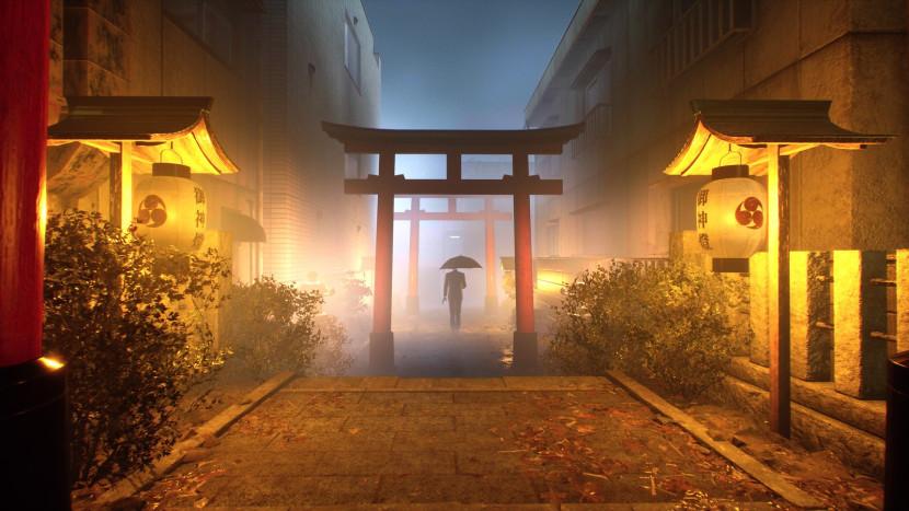 Ghostwire: Tokyo toont eerste gameplay