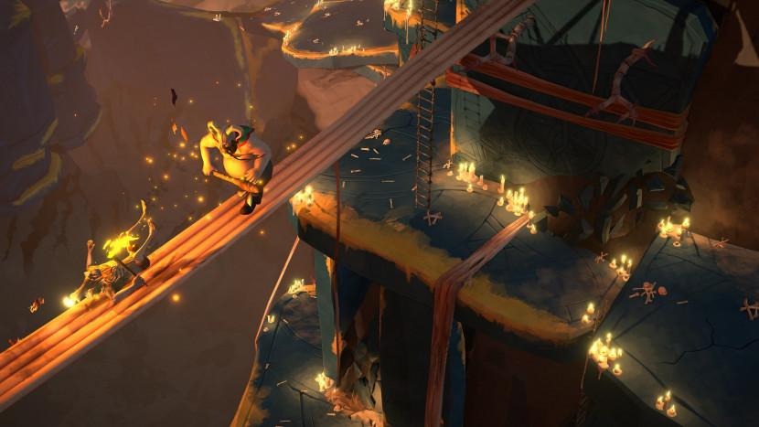 Gods Will Fall dropt nieuwe gameplay trailer