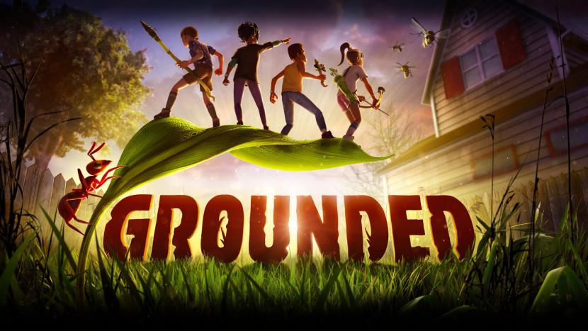 Klein maar fijn in Grounded