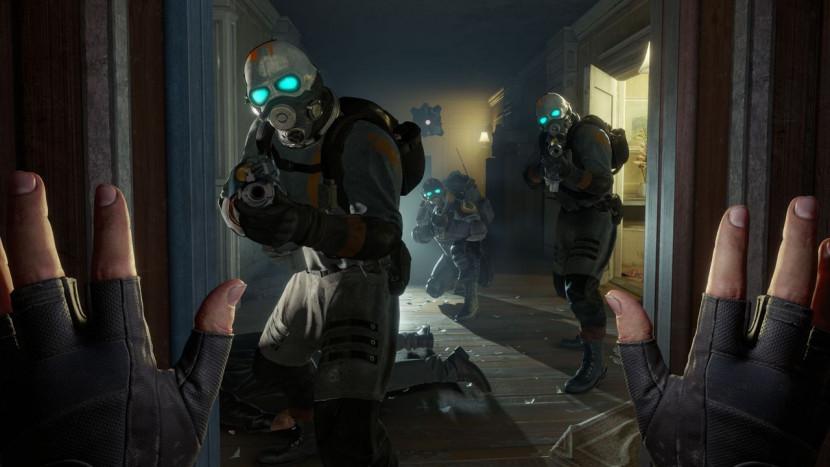 Leerkrachten gebruiken Half-Life: Alyx om leerlingen les te geven tijdens lockdown