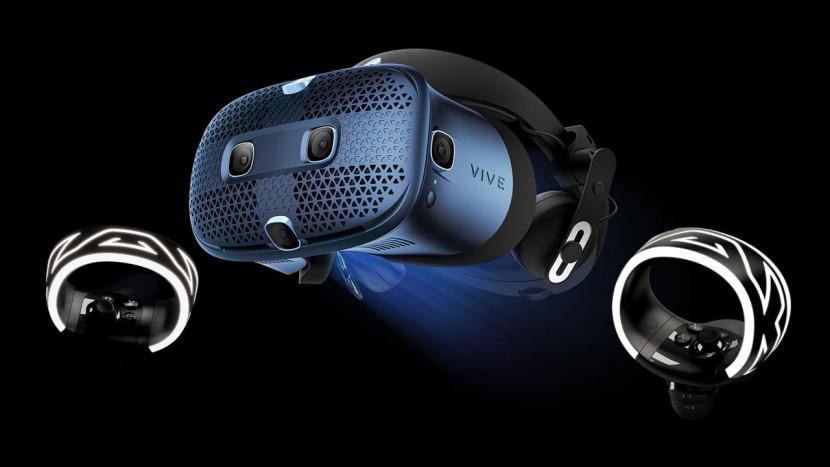 4Gamers aan de slag met de HTC VIVE Cosmos