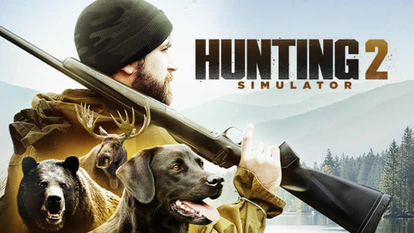 Hunting Simulator 2 in 2021 naar PS5 en Xbox Series X|S