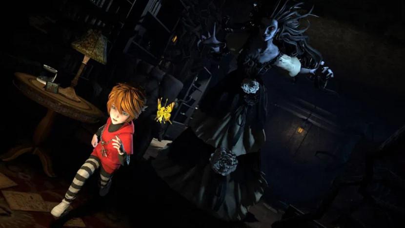 In Nightmare brengt top-down horror naar PS4