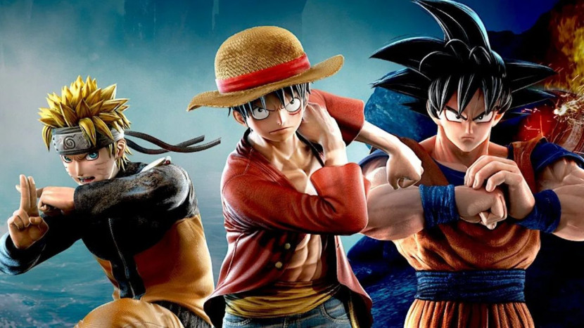 Hands-on: JUMP Force