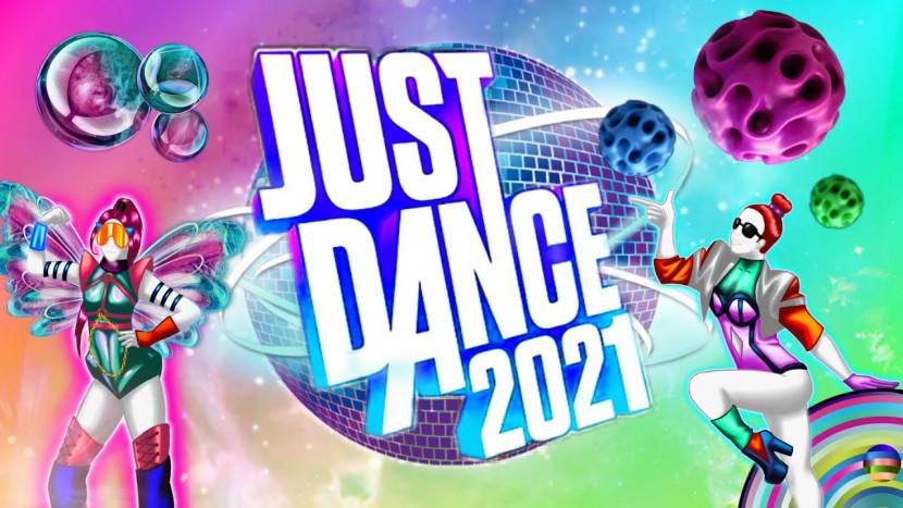 Just Dance 2021 nu beschikbaar