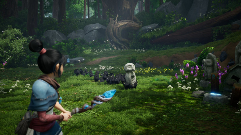 GAMES VAN 2021 | Kena: Bridge of Spirits