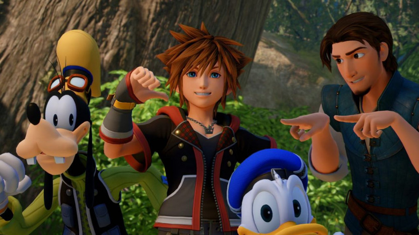 Kingdom Hearts III klaar voor Final Battle