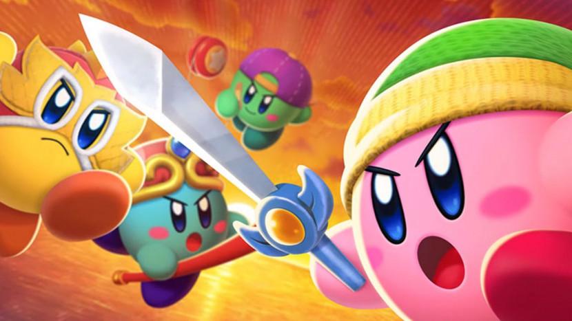 Kirby Fighters 2 onthuld en meteen gelanceerd voor Nintendo Switch