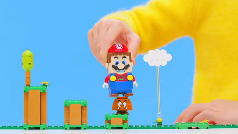 LEGO Mario mist Luigi sinds nieuwe firmware-update